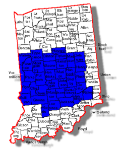 Central-IN-Counties